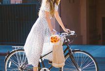 Cycle chic / Bike with fashion
