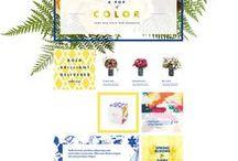 WEB DESIGN / inspirational web design