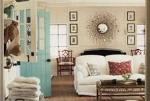Home Decor and More / Decorating Tips, Home decor inspiration. Rooms or Home Tours I like. Pretty stuff for your house. If it's for the home, it'll go in here. / by Amanda {Serenity Now}