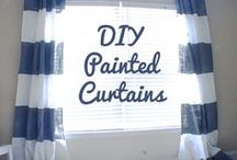 DIY Home Decor Projects / Fun ways to update your home decor with DIY projects and tutorials. / by Melissa-TheHappierHomemaker