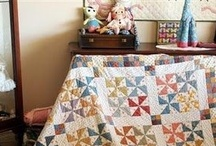 Quilting / by Nicole Jurkovsky-Wassick
