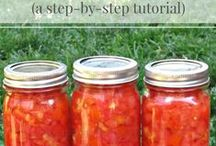 Canning & Dehydrating