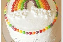 party ideas and cakes to decorate / by Kelly Belliveau
