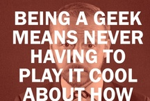 Boldly going where no Nerd has Geeked before! / by Kevin Finkel