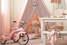 Girl Baby Room Inspiration