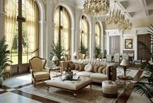 Artful Architecture & Pretty Rooms