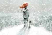 In a winter wonderland / by Andrea Sargent