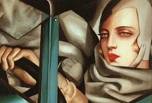 Art Deco Style / by Karen Tiede Art Rugs