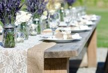 Tablescapes / Tablescape Inspiration