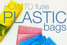 Plastic / by SCRAP Bin
