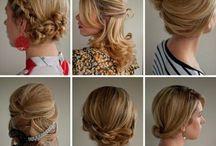 Hair / by Becky Sagal