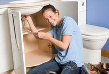 Handyman (woman) for Hire {cheap}