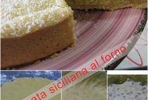 Dolci - Torte, ricette torte / Tante ricette di torte facili, torte golose, sfiziose e facili da preparare. https://www.ricettegustose.it/Dolci_index.html