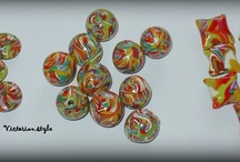 Craft - My polymer clay beads