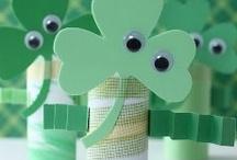 Ideas for St. Patrick's Day / by SCRAP Bin