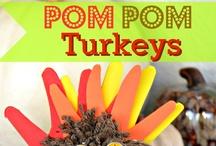Ideas for Thanksgiving / by SCRAP Bin