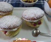 Dolci - ricette muffins / Ricette per fare i muffins, piccoli pasticcini facili e golosi. https://www.ricettegustose.it/Categorie_ricette/Muffin.html
