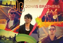 Jonas Brothers. My first true loves. / by Ashley Allawos
