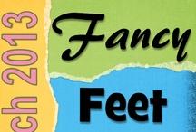 Fancy Feet Challenge March 2013
