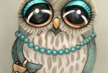 Owly Things  / by T D