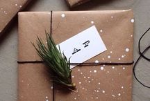 Wrapping! / All things packaging, wrapping, gift-boxed and bowed! / by Nikki Stoyko