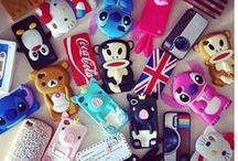 Phone cases / by Cassie Stanley