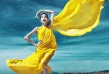 Photoshoots: People & Fashion / Inspiration for photoshoots, modeling, backdrops and set design.