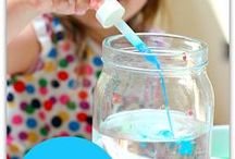 Preschool Science and Math / activities for my class