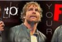 The Dean Ambrose Collages / My main interest in WWE belongs to Dean Ambrose and William Regal. And I write about it in my blog EIRE+ALBA. Here are all collages I've created for my articles of the singles career of Dean Ambrose. Please credit me if you like these collages and post them elsewhere.