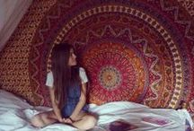 Indian Mandala Ombre Tapestry Bedcover Bohemian decor / Mandala Tapestry Tapestries, Indian Tapestry, Hippie Tapestry, Indian Wall Hanging, Indian Bedspread, Bohemian Tapestry, Mandala Dorm Decor