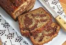 breakfast: sweets & treats / sweet breakfasts including muffins, french toast, cakes, loaves, and biscuits / by Andrea | The Pineapple Cake