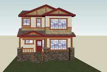Ryber Enterprises / This is my architectural design business.