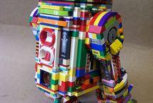 LEGOtopia / The worlds of LEGO!