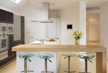 Case study -Architect designed house in Oxfordshire village / bulthaup by Kitchen architecture case study