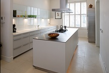 Case study - Classic Victorian three-storey London townhouse / bulthaup by Kitchen architecture case study - Classic Victorian three-storey London townhouse