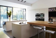 Kitchen Architecture bulthaup case study : Taylor Howes / bulthaup by Kitchen architecture case study - Island living Interior design by Taylor Howes