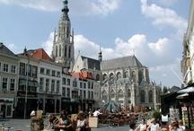 Breda / Sfeervolle stad in Brabant, parel van het zuiden, waar ik geboren ben.
