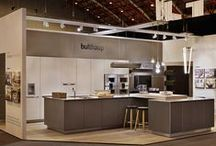 100% Design 2013 / Kitchen Architecture exhibited at 100% Design and unveiled their new bulthaup finishes for the first time in the UK, including the new bulthaup soft-touch lacquer and new sand-beige aluminium.