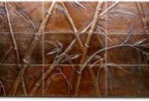 Bronze Tile / American Art Tile