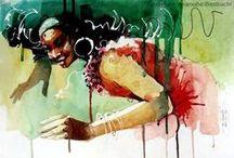 Artwork / by Nau Le Dunn