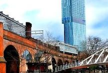 The great city of Manchester / All the amazing places in Manchester