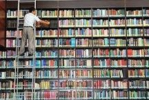 Amazing libraries around the world / A selection of very cool libraries