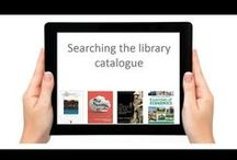 Using Our Library Services - Video Guides / Short videos created by library staff to help you use a variety of services