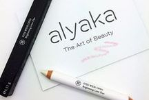 Alyaka products to try in 2016 / Our beautiful product range from the very best beauty brands across the world.