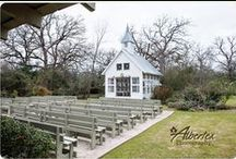 Pi Day Highland Wedding in College Station / Rustic Highland wedding in College Station A&M on Pi Day with purple, blue and green.