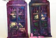 Doctor Who and Whovian Fun! / A place for all my favourite Doctor Who things.