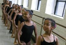 Ballet & rhythmic gymnastics