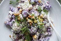Salades / Salads / #recettes #recipe #salads