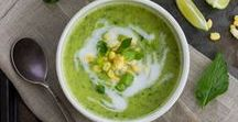 Soupes / Soups / #recipe #soups