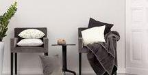 Black&White / Klassisch elegant, modern und aufregend: Die Kombination von Schwarz und Weiß kann vieles.